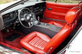 custom maserati interior maserati merak ss 1978 details