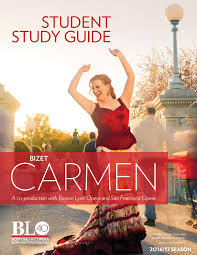 carmen student study guide by boston lyric opera issuu