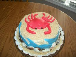 best 20 crab birthday cakes ideas on pinterest beach theme