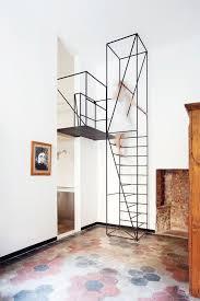 leitern fã r treppen die besten 25 schwarz lackiert treppe ideen auf steel