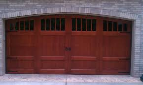 Kansas City Garage Door by Clopay Reserve Collection Custom Wood Carriage House Garage Doors