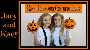 family dollar halloween costumes easy halloween costume ideas jacy and kacy youtube