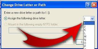 how to change a drive letter in windows xp 9 steps