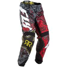 rockstar motocross gear fly kinetic rockstar pants pants dirt bike fortnine canada