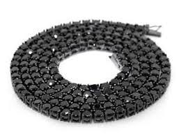black diamond necklace images Black diamond necklace ebay JPG