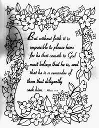 coloring pages free coloring pages of bible quotes for adults