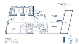 900 Biscayne Floor Plans Marquis Condo Miami 1100 Biscayne Downtown Apartments For Sale Rent