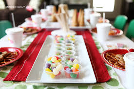 Christmas Party For Kids Ideas - a christmas party toddler style jennifer bishop design