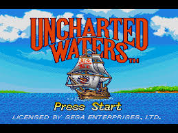 emuparadise uncharted uncharted waters usa rom genesis roms emuparadise