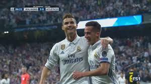 Home 02 by Cristiano Ronaldo Vs Atletico Madrid Hd 1080i Home 02 05 2017