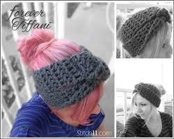 crochet ear warmer headband free crochet flower headband ear warmer pattern crochet and knit