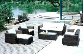 Woven Patio Chair Outdoor Garden Rattan Furniture For Woven Patio