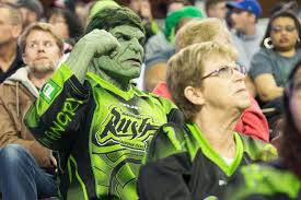 can fan 8 ho rush fan allowed at roughnecks game can t be mascot 660 news