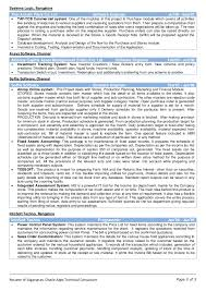 Sample Dba Resume by Resume Of Sugavanan Oracle Apps Technical Consultant