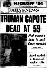 truman capote dies at 59 in 1984 ny daily news