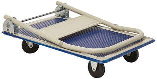 Olympia 300 Lb Capacity Folding Platform Cart by Giantex 330lbs Platform Cart Dolly Folding Foldable Moving