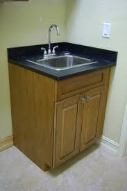 narrow kitchen base cabinet