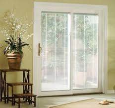 Wood Blinds For Patio Doors Faux Wood Blinds Sliding Glass Door Interior Design Ideas