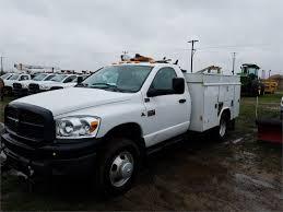 Dodge Ram Utility Truck - dodge ram 3500hd service trucks utility trucks mechanic trucks