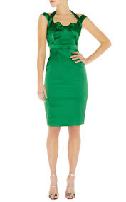 green dresses pandemic perfection