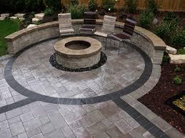 Patio Ideas For Backyard Backyard Stone Patio Design Modern - Backyard stone patio designs