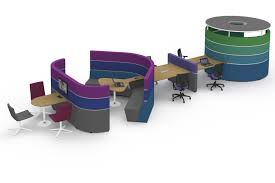 Privacy Office Space HIVE Nomad Flexible Furniture Videos - Hive furniture