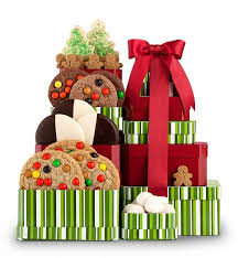 christmas cookie gift tower gift towers with enough