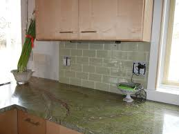 Green Kitchen Tile Backsplash Show Me Your Subway Tile
