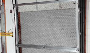 Security Overhead Door Bug Screens Security Sectional Doors Overhead Door Michiana
