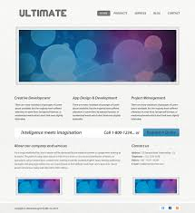 how to create a light grunge website layout tutorial