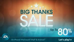 thanksgiving offers thanksgiving sale 80 on ea iphone and