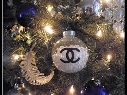 diy chanel pearls ornament a couture