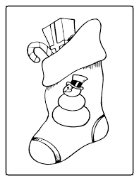 christmas stocking coloring pages christmas coloring pages moms who think