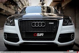 audi aftermarket grill fourtitude com audi blogs