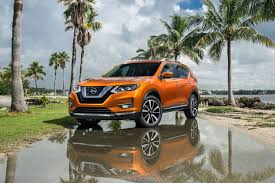 tropic thunder introducing the 2017 nissan rogue crossover in miami