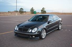 2003 mercedes e55 amg for sale fs 2004 mercedes e55 amg tectite grey modded looking