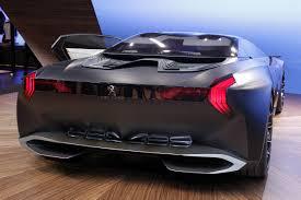 peugeot onyx peugeot u0027s onyx hybrid concept supercar