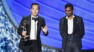 Emmy winning Master of None writer calls for better Asian     BBC
