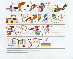vassily kandinsky sketch for composition ii solomon r