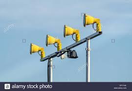 Approach Lighting System Airport Runway Lights Approach Lighting System On The