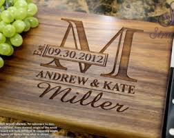 wedding gift etsy personalized gift idea for any by stragacuttingboards