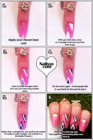present manicure nail art how to present nail art tutorial