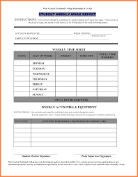 student daily report template 9 daily work report template bussines 2017