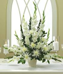 flower arrangements enchanted love altar arrangement at from you flowers