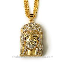 trendy gold chain necklace images Gold chain men hip hop trendy long necklace 24k gold plated jpg