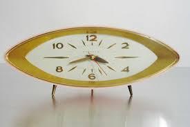 mid century modern alarm clock fascinating mid century wall clock