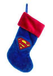Stocking Superman Stocking