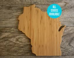 state shaped gifts state shaped etsy