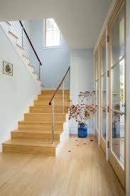 Large Wood Floor Vase Large Floor Vase Arrangements Staircase Transitional With Light