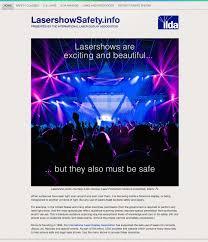 laser light show miami ilda safety website lasershowsafety info
